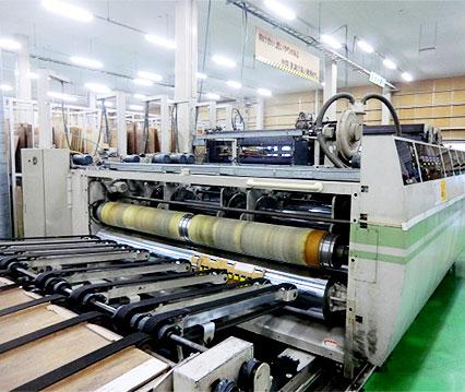 印刷機(フレキソタイプ)