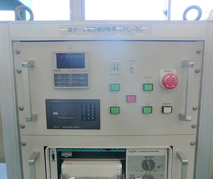 圧縮試験機